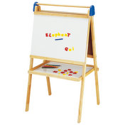 FOLDING DOUBLE EASEL