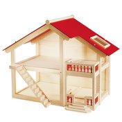 WOODLANDS DOLLS HOUSE