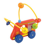 FIRE ENGINE ROLLER