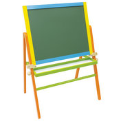 REVERSIBLE FOLDING EASEL