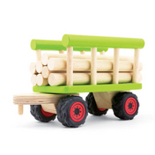 LOG-HAULING TRAILER