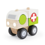 STACKING VEHICLE (AMBULANCE)