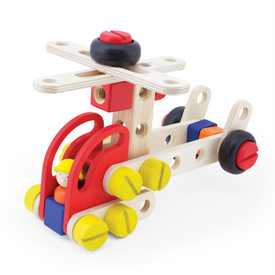 FIRE ENGINE CONSTRUCTION SET (35 PC)