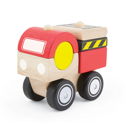 STACKING VEHICLE (FIRE ENGINE)